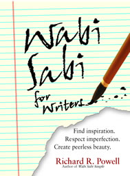 Cover From Wabi Sabi for Writers